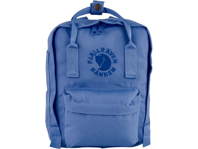 Fjällräven Re-Kånken Mini Mochila Niños, un blue